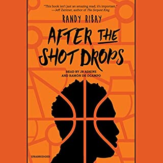 After the Shot Drops                   By:                                                                                                                                 Randy Ribay                               Narrated by:                                                                                                                                 JB Adkins,                                                                                        Ramón de Ocampo                      Length: 8 hrs and 5 mins     10 ratings     Overall 4.3