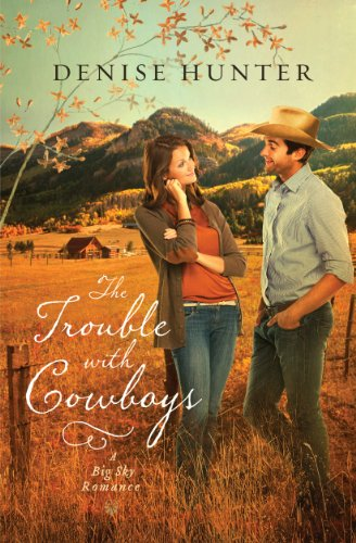 The Trouble with Cowboys (A Big Sky Romance Book 3) (English Edition)