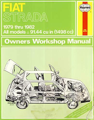 Fiat Strada 1979-82 Owner's Workshop Manual