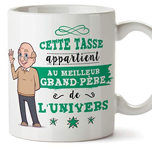 Mugffins Papi Tasse/Mug - Cette Tasse Appartient au...