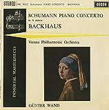 シューマン:ピアノ協奏曲Op.54 DECCA:SWL 8022 UK Original
