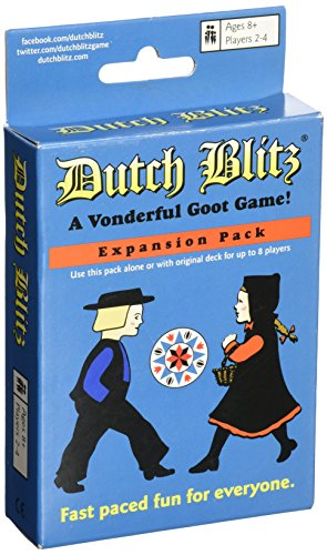 Dutch Blitz: Expansion Pack by Dutch Blitz