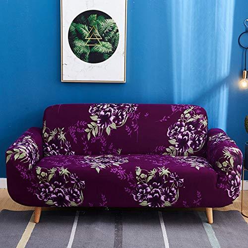 KTUCN para sofá, sofá, Muebles, Sala de Estar, sofá, Funda de algodón, Funda de sofá, Funda elástica para Muebles, 1 2 3 4 Asiento, dieciséis, 1 Seater 90-140cm