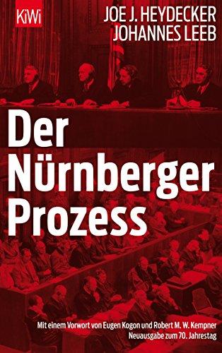 Der Nürnberger Prozeß