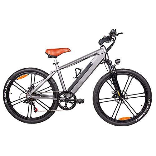 RXRENXIA Bicicleta Eléctrica, 36V 12.8A Batería De Litio Bicicleta Plegable Bicicleta De...