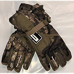 Banded Mens White River Insulated Gloves