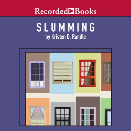 Slumming audiobook cover art