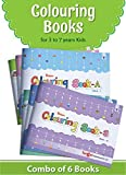 Blossom Colouring Books for 3 to 7 Year Old Kids | Crayon