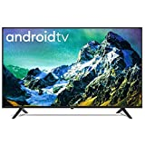 Panasonic 80 cm (32 Inches) HD Ready Smart Android LED TV TH-32HS450DX (Black) (2021 Model)