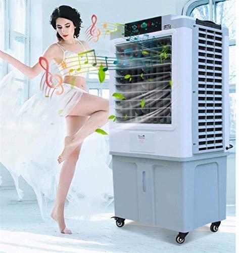 XYSQWZ unità di condizionamento d'Aria 12000 BTU, refrigeratore Industriale Condizionatore d'Aria Mobile raffreddato ad Acqua Commerciale -180W per L'Ufficio Domestico