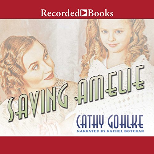 Couverture de Saving Amelie