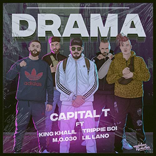 Drama (feat. King Khalil, Trippie Boi, M.O.030, Lil Lano)