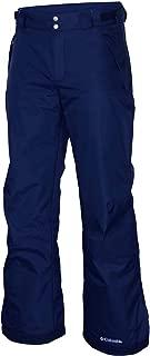 Columbia Men's Arctic Trip Omni Heat Ski Snowboarding Waterproof Pants Navy Blue