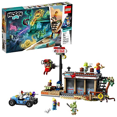 LEGO Hidden Side Shrimp Shack Attack $27.95  70422 Augmented Reality $27.95