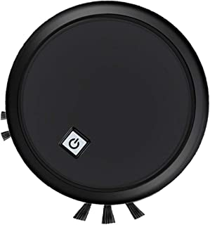 Loosnow Robot Vacuum Cleaner, Intelligent Sweeping Robot, Dry Wet Suction and Drag Integrated Household Robot Cleaner