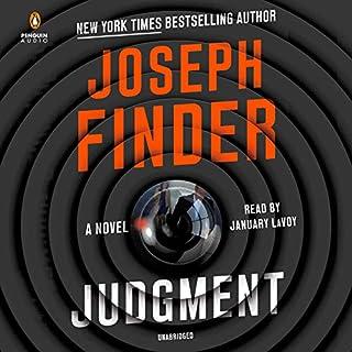 Judgment audiobook cover art