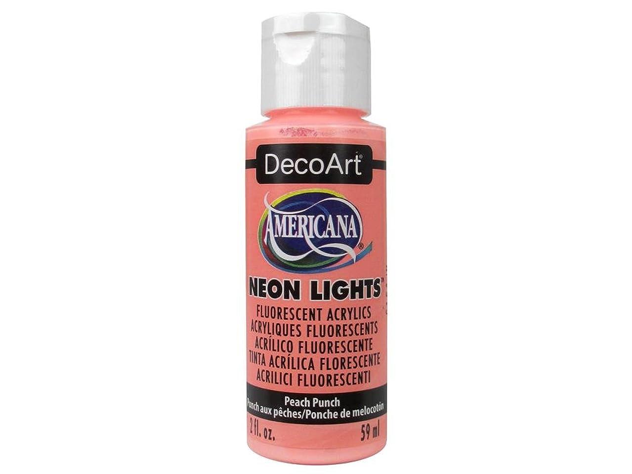 DecoArt Acrylic Neon Lights 2oz, 2 oz