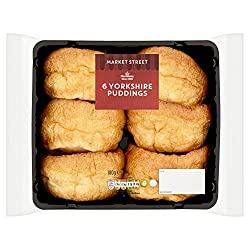 Morrisons Yorkshire Puddings, Pack of 6