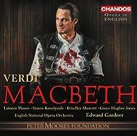 Verdi: Macbeth by Brindley Sherratt