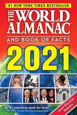 The World Almanac and Book of Facts 2021 from World Almanac