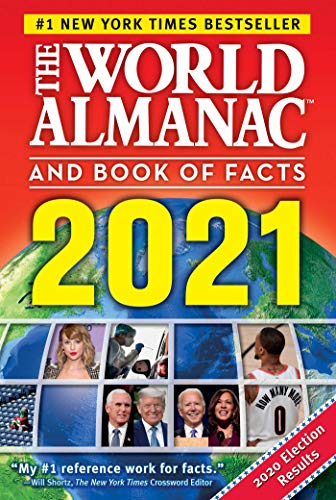 The World Almanac and Book of Facts 2021