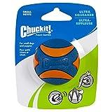 Chuckit Ultra Squeeker Balle à Jouer Couinante pour Chien Taille S