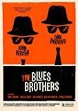 Instabuy Poster Blues Brothers Vintage - A3 (42x30 cm)