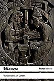 Edda mayor (El libro de bolsillo - Literatura)...