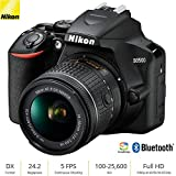 Nikon D3500 24.2MP DSLR Camera with AF-P DX NIKKOR...