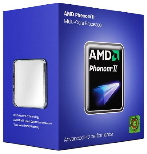 AMD PhenomII X4 945(95W) HDX945WFGMBOX。