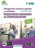 Management, sciences de gestion et numérique - Ressources Humaines et communic