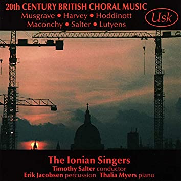 20th Century British Choral Music