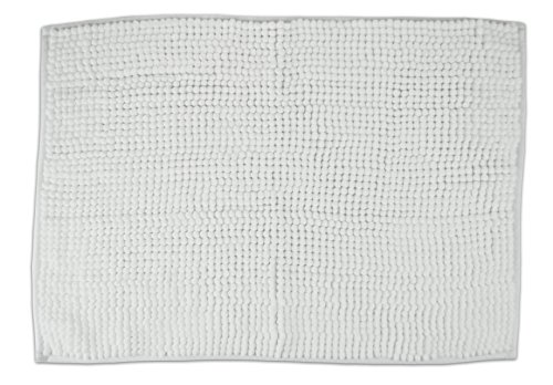 DII Bone Dry Ultra Absorbent Chennille Pet Entry Mat, 17x24', Non-Skid Plush Travel Kennel & Crate...