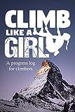 Climb Like A Girl: A progress log for climbers