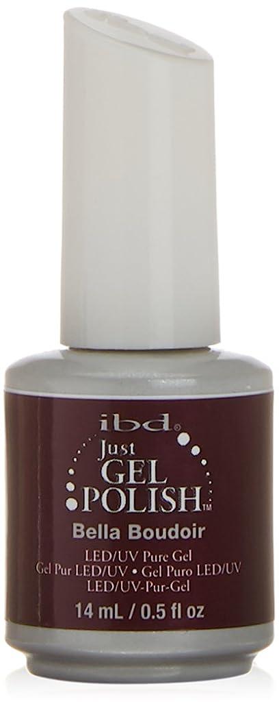 期限睡眠ソケットibd Just Gel Nail Polish - Bella Boudoir - 14ml / 0.5oz