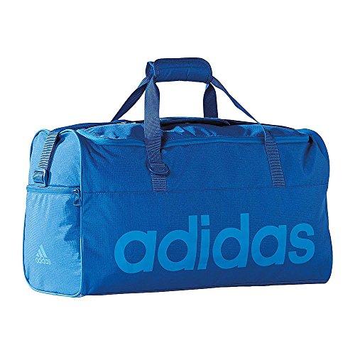 adidas Sporttasche Linear Performance Teambag Medium, blau, 57 x 22 x 30 cm, 38 Liter, AJ9926