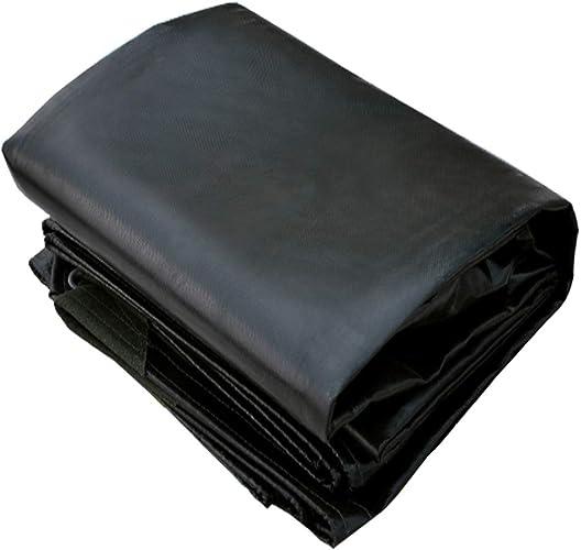 GRPBZ Toile résistante de bache épaisse Camping extérieur UV de Parasol Double imperméabilisant Le Tissage de Haute densité pour la Tente de Jardinage d'animal familier (Taille   5x6m)