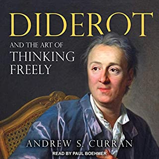 Diderot and the Art of Thinking Freely audiobook cover art