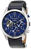 Tommy Hilfiger Men's Watch Analogue Quartz Leather 1791187