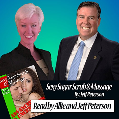 Sexy Sugar Scrub and Massage audiobook cover art