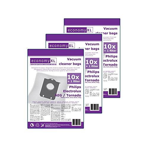 30 Staubsaugerbeutel kompatibel mit Swirl PH86, PH 86 geeignet für AEG Electrolux Silent performer ASP7150