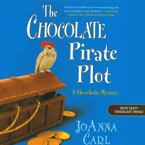The Chocolate Pirate Plot audiobook cover art