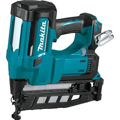 Makita XNB02Z 18V LXT Straight Finish Nailer, 16...