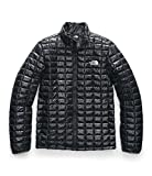 The North Face Men's Thermoball Eco Insulated Jacket - Fall or Winter Coat, TNF Black, X-Large