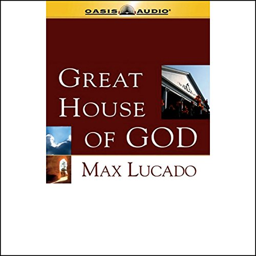 Great House of God audiobook cover art