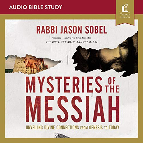 Mysteries of the Messiah: Audio Bible Studies cover art