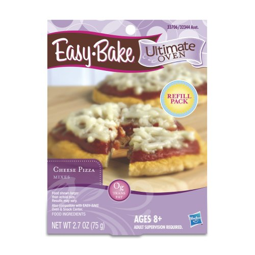 Easy Bake Ultimate Oven - Cheese Pizza Mix