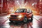 Poster Volkswagen - Golf - 91.5 x 61 cm | PostersDE