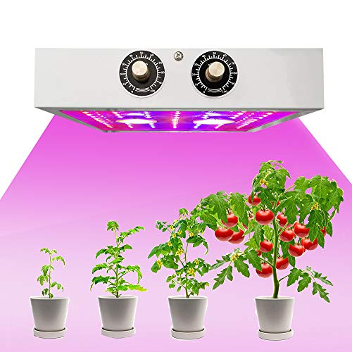 ZMHS LED Grow Light 1500W Full Spectrum Phyto Lamp, for Indoor Plants Fruits Vegetables Hydroponics Greenhouse Phytolamp