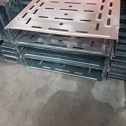 12 m Kabelrinne Kabelkanal mit integ.Verbinder Jupiter 60x300 mm Profiware von powerpreis24® …